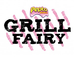 #PeptoGrillFairy Grill Fairy logo