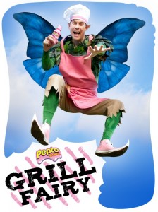 #PeptoGrillFairy Grill Fairy man with logo FINAL