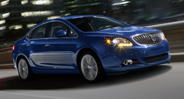Buick ( @Buick ) Verano Provides Style, Comfort and Great Gas Mileage