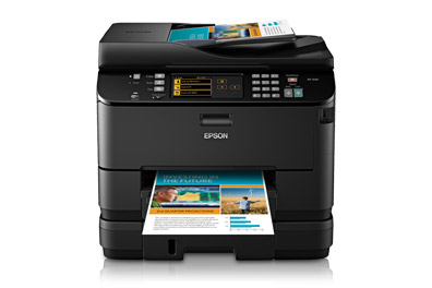 Epson Workforce WF7520 ( @EpsonAmerica ) Gives You Fast Printing For the Whole Family