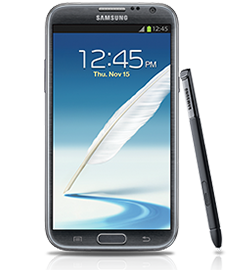 Samsung, Galaxy note