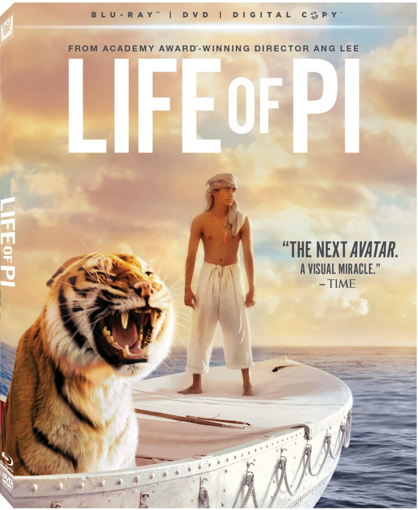 Life of Pi ( @LifeofPiMovie ) Blu-ray #Giveaway #LifeofPi
