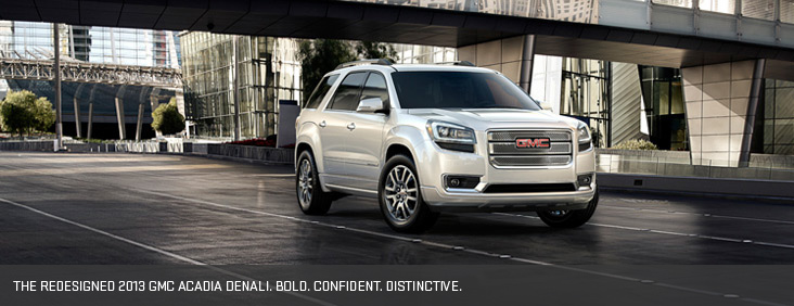 2013 GMC Acadia