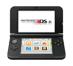 Black_3DS XL
