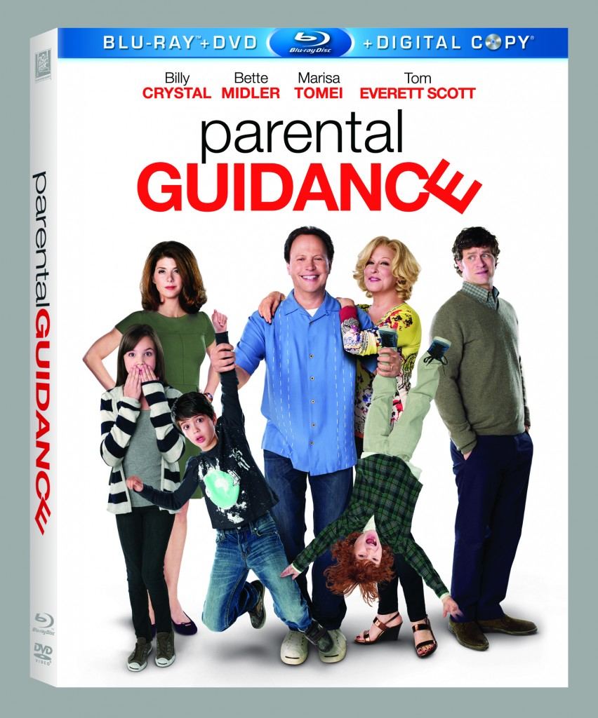 Parental Guidance Blu-ray #giveaway #dadchat