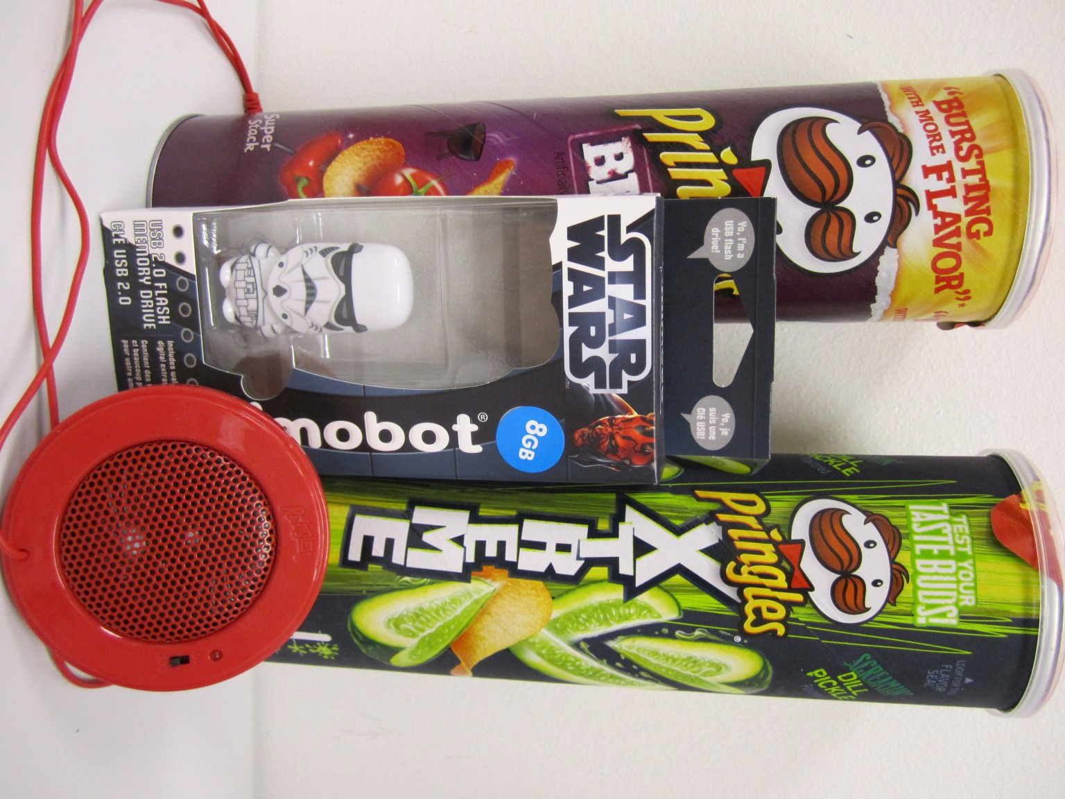 Pringles Star Wars Giveaway