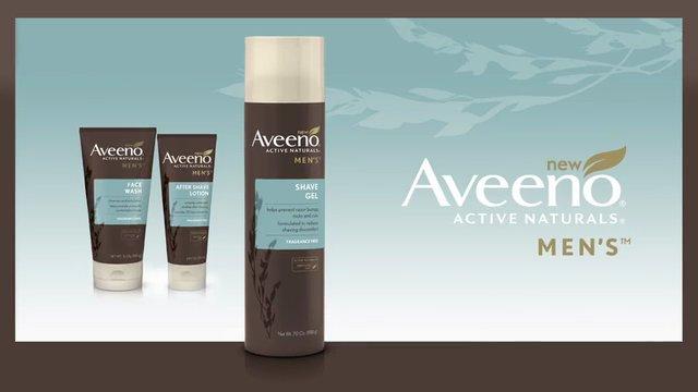 Aveeno+Mens