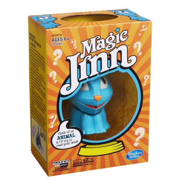 magic jinn, Hasbro Game Night