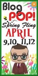 Blog Pop spring fling, #bpopevents