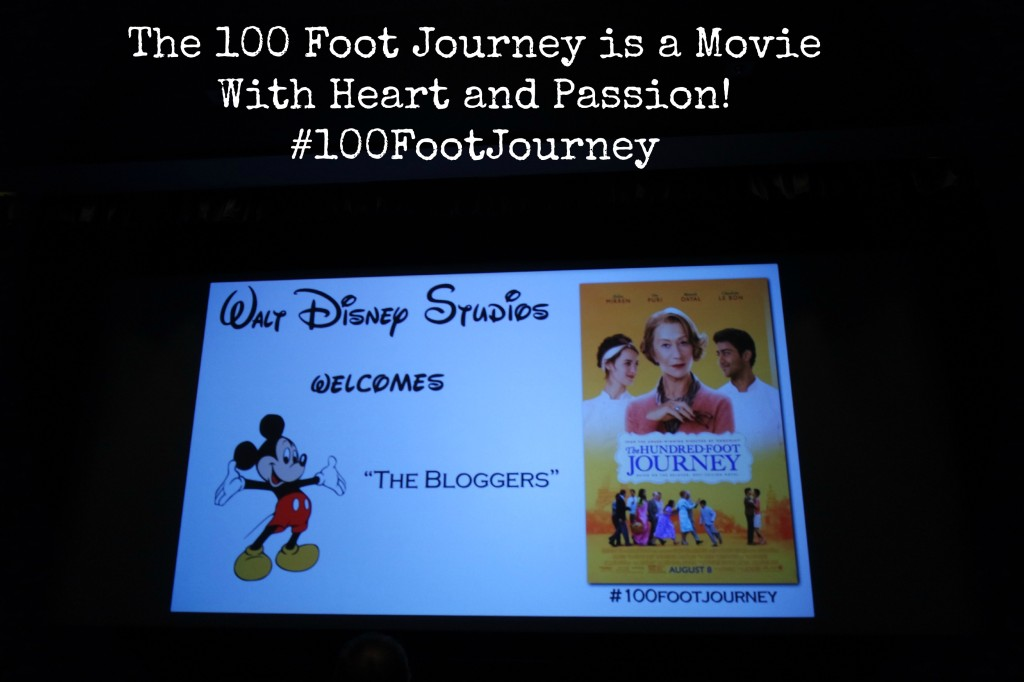 100FootJourney