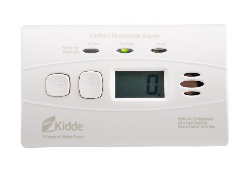 Kidde-Worry-Free-CO-Alarm