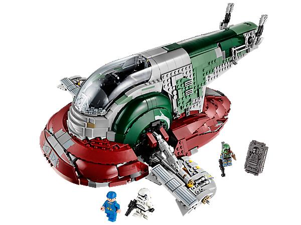 LEGO-slave-I