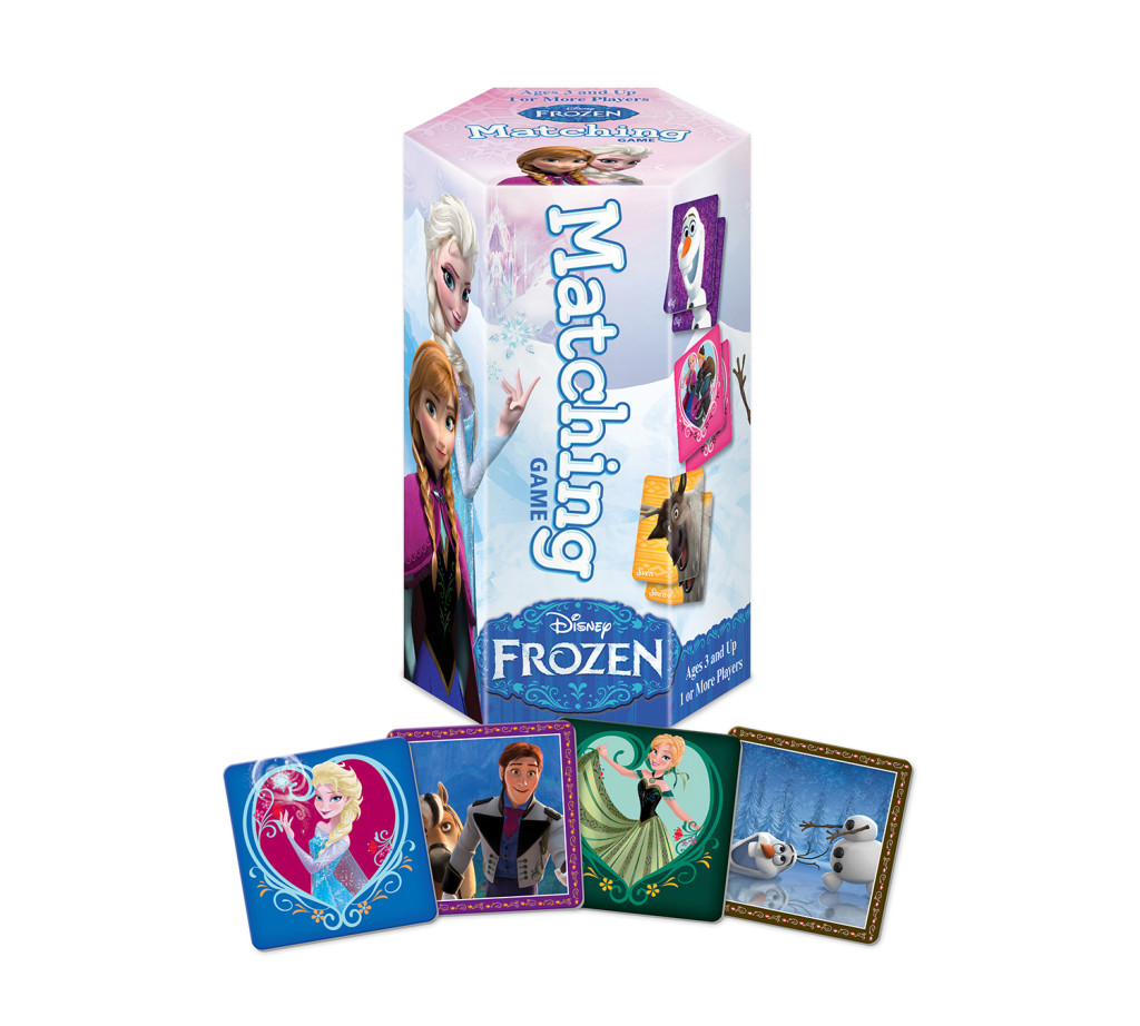 Frozen-Matching-Wonder-Forge-Game