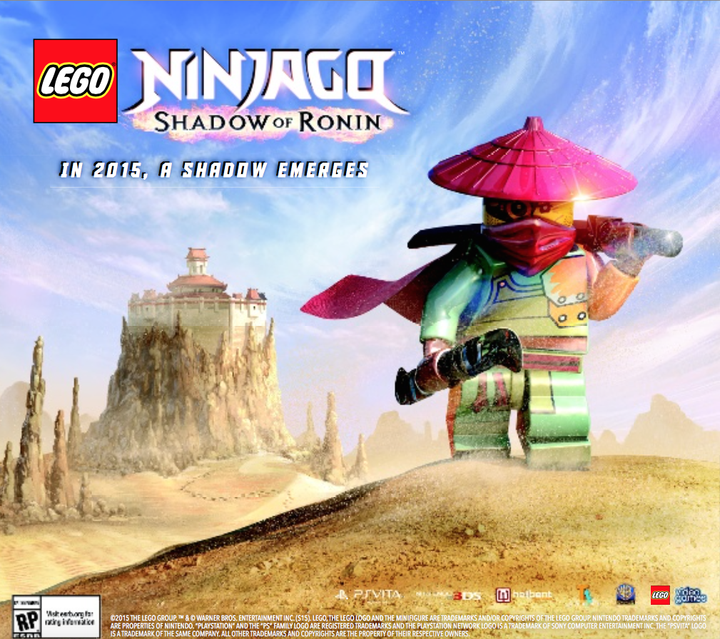 Lego Ninjago Shadow Of Ronin Villains Game Now Available Dad Of Divas