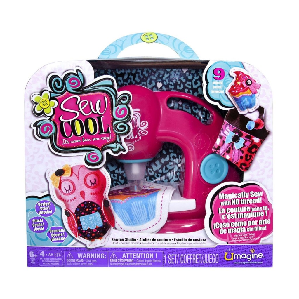 Sew-Cool-Machine