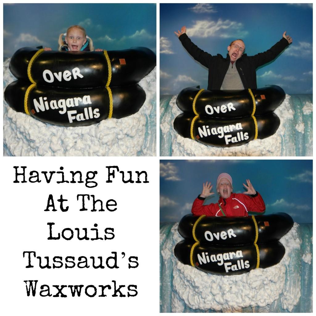 Louis-Tussaud's-Waxworks